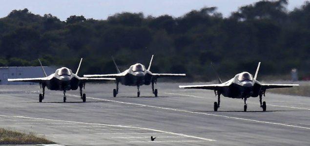 Izrael lobirao da SAD odustane od prodaje aviona F-35 Turskoj