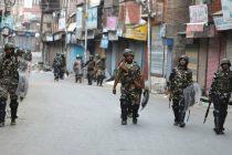 Vanredno stanje: Više od 500 uhapšenih u Kašmiru