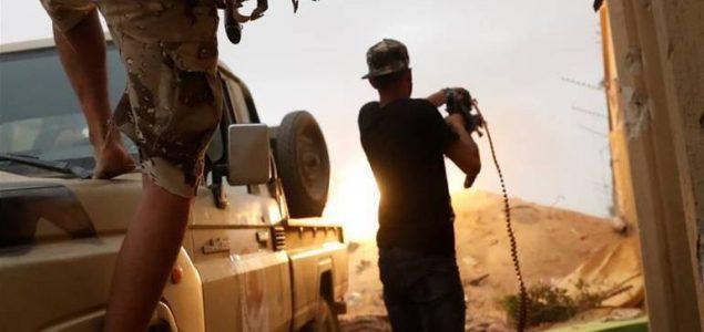 Snage Vlade Libije preuzele kontrolu nad strateškim područjem u Tripoliju