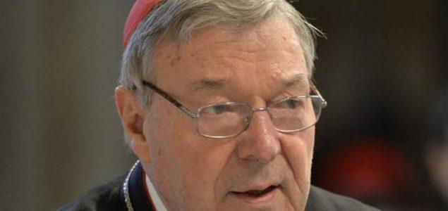 Kardinalu Pellu odbijena žalba na presudu za pedofiliju