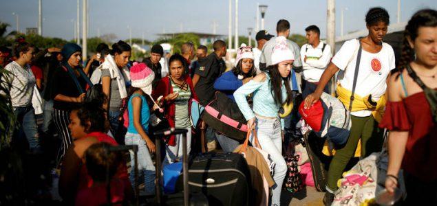 UN: Nedovoljna pomoć zemljama koje su primile Venecuelance