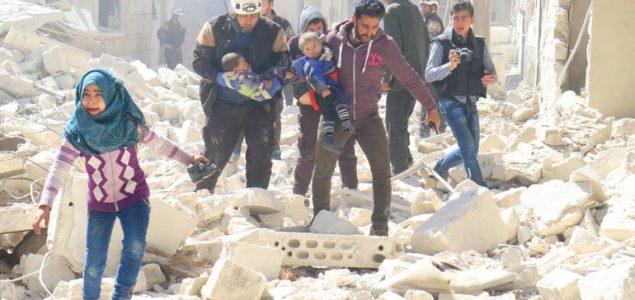 Sirijska vlada objavila nastavak operacija u Idlibu