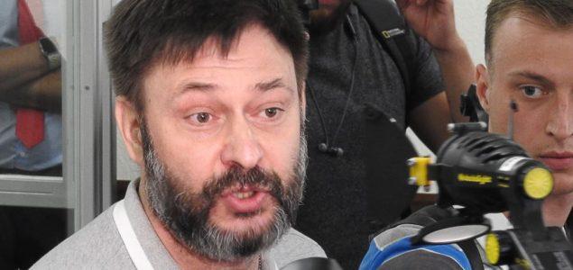Ruski novinar Kiril Višinski pušten iz ukrajinskog zatvora