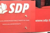 Komisija SDP BiH Sarajevo donijela odluku o smjeni Zornića
