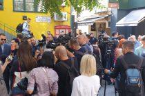 Protest novinara u Sarajevu: Državo, zaštiti nas, mi imamo pravo na rad i slobodu!