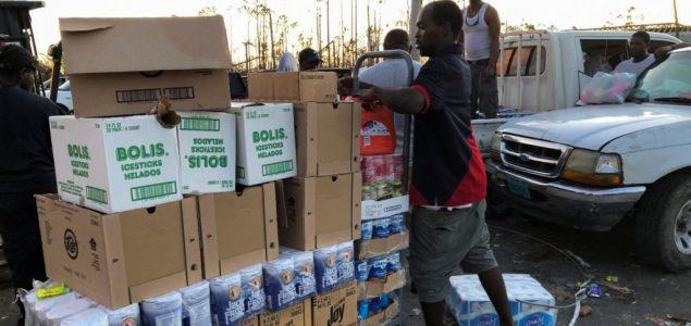Na Bahamima 2.500 ljudi se navodi kao nestalo nakon uragana Dorian