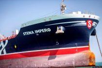 Zaplijenjeni britanski tanker napustio iransku luku