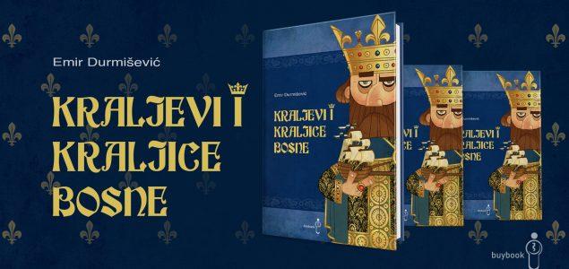 Promocija ilustrovane knjige Kraljevi i kraljice Bosne Emira Durmiševića