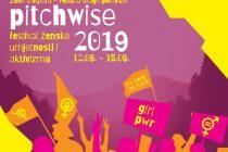 Posjetite 14. PitchWise – festival ženske umjetnosti i aktivizma BiH 2019!  Žene u otporu – Pobuna druge polovice!