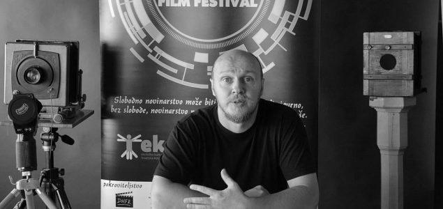 Daniel Pavlić: Nas se sjete samo kad je nuklearni otpad u pitanju