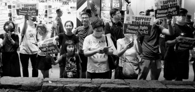 Hoće li svet stajati po strani ako Kina interveniše u Hongkongu