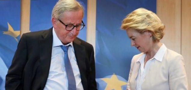 Ljutnja oko pojmova: Juncker ukorio nasljednicu von der Leyen