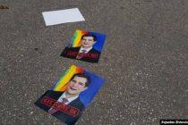 Sramno: Fotografije protiv Povorke ponosa sa slikom američkog ambasadora