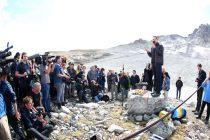 Švicarska: 'Komemoracija' glečeru koji nestaje