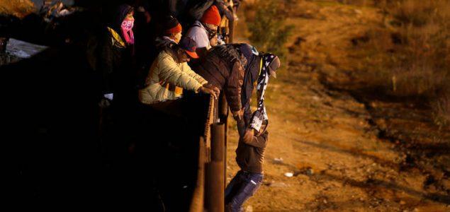 Smanjen broj pritvorenih migranata zahvaljujući Meksiku