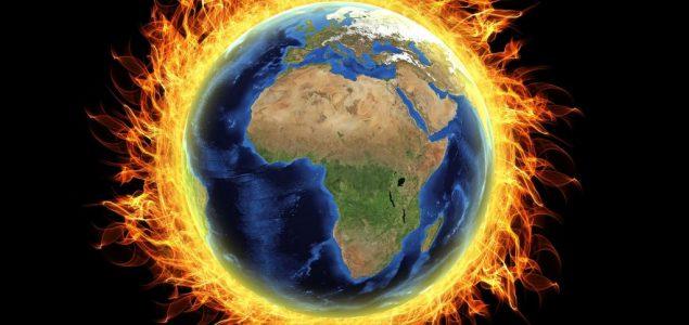 Poslednjih pet godina najtoplije u istoriji merenja
