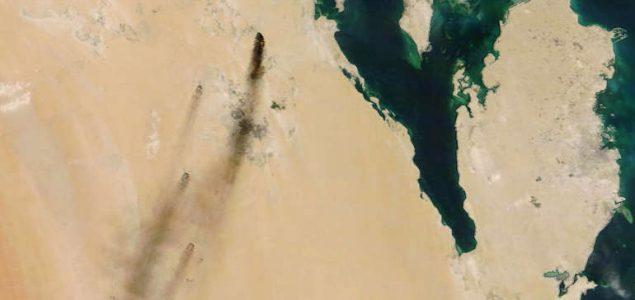 Napad na saudijsku naftu rasplamsao strahove o američko-iranskom sukobu