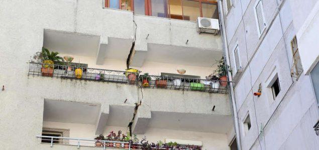 U Albaniji 340 naknadnih potresa