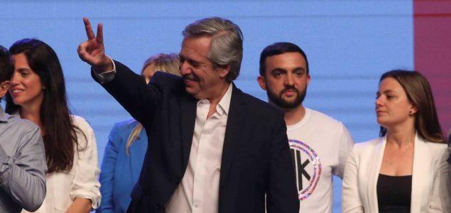 Alberto Fernandes pobedio na predsedničkim izborima u Argentini