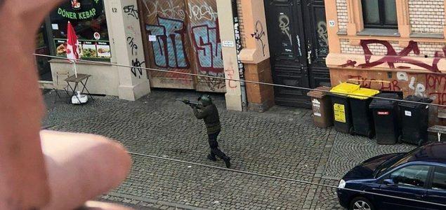 Napad na vjernike ispred sinagoge u Njemačkoj, ubijene dvije osobe