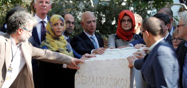 Khashoggijeva zaručnica zahtijevala pravdu u Istanbulu