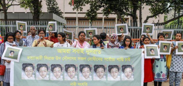 Bangladeš: 16 osoba osuđeno na smrt zbog ubistva 19-godišnje devojke