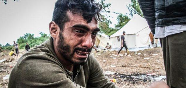 Dino Mustafić: Vučjak- lice bosanskog milosrđa