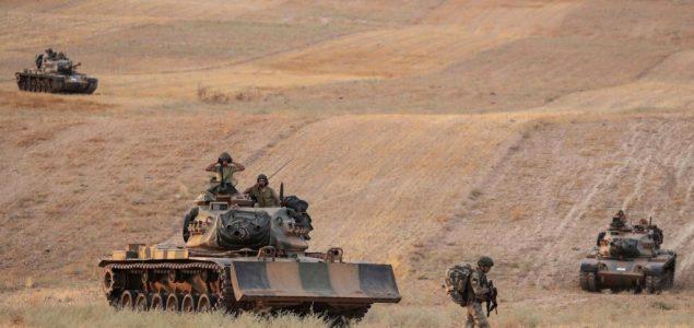 Erdogan odbio američki poziv na primirje u Siriji