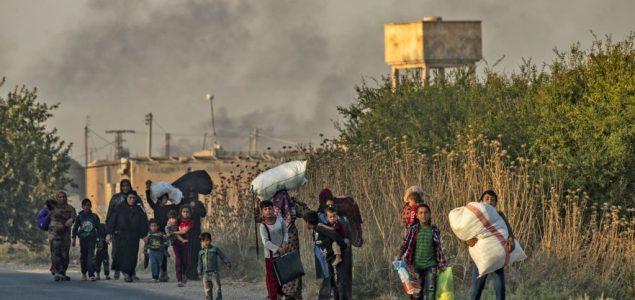 Turska u kopnenoj ofanzivi na Siriju