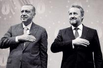 SELAM ALEJK VELIKI PREDSJEDNIČE: Izetbegović opet prepušta Erdoganu da odlučuje o BiH