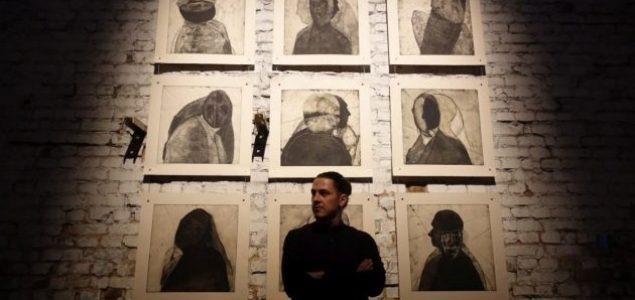 Radovi Denisa Haračića prikazani na izložbi savremene umjetnosti u Berlinu