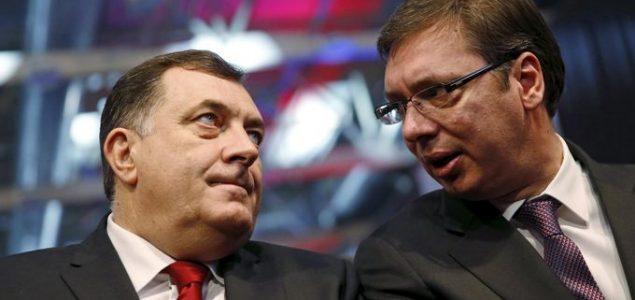 Dodik i Vučić u akciji: Put u pakao popločan lošim namerama