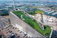 Nova elektrana u Kopenhagenu služi kao staza za skijanje i zid za penjanje