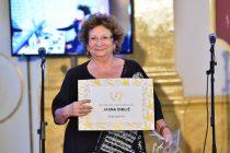 Počasne nagrade MESS-a Jasni Diklić i Fondaciji Hajnrih Bel
