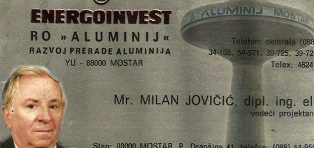 Trojac za kupovinu vremena u Aluminiju