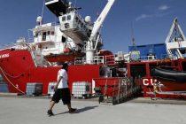 Brod ' Viking' sa 104 migranta i dalje traži sigurnu luku