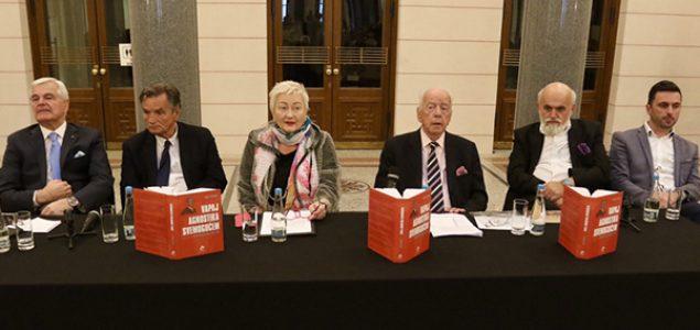 """U Sarajevu promovisana knjiga Nerkeza Arifhodžića """"Vapaj agnostika Svemogućem"""""""