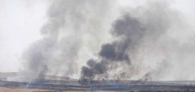 Turska napala bazu kurdskih jedinica u Siriji