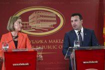 Mogherini žali zbog historijske greške u vezi pregovora o proširenju