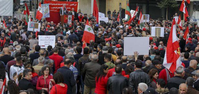 Libanska vlada najavila reforme, ali protesti se ne smiruju