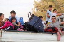 Turska nastavila intenzivno bombardiranje, stanovnici bježe iz domova