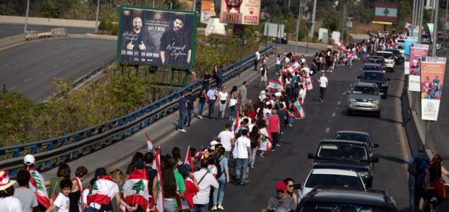 Demonstranti blokirali puteve u Bejrutu i drugim gradovima