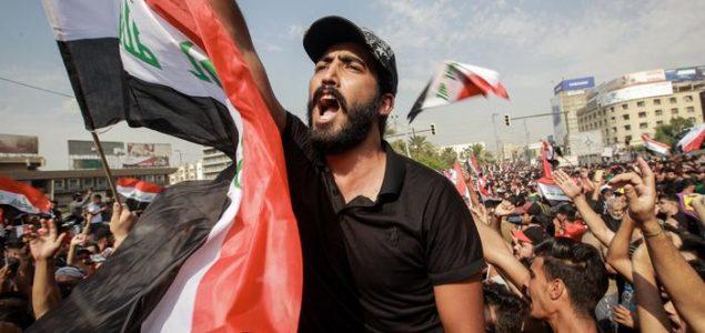 Masovni protesti u Iraku 2019: Treći val arapskog proljeća