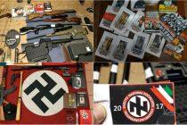 Italijanska policija uhapsila 19 neonacista, zaplijenila oružje i eksploziv