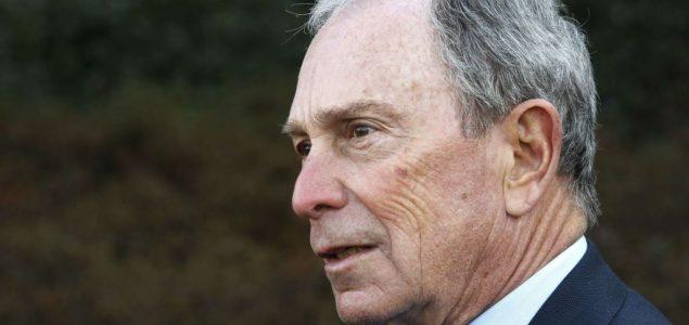 Milijarder Blumberg u trci za predsedničkog kandidata demokrata SAD