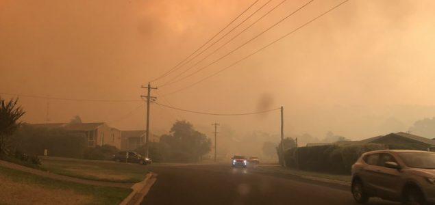 Australija: Rekordan broj požara u Novom Južnom Walesu