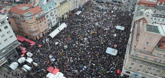 Više od 15.000 nastavnika u Zagrebu traži bolje obrazovanje