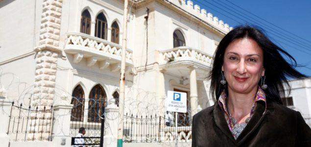 Malta uhapsila posrednika u ubistvu novinarke