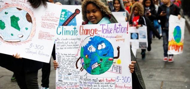 SAD započeo proces napuštanja sporazuma o klimi, žaljenje drugih zemalja