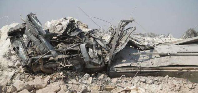 Više ubijenih u napadu na izbjeglički kamp u Idlibu